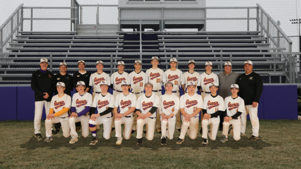 Guerin Catholic Boys Baseball 2018