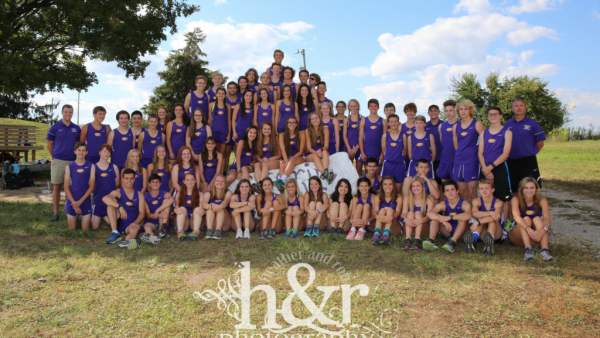 GCHS Cross Country Group Shot 2017 H&R