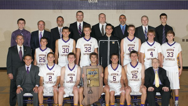 Guerin Catholic 2012 Boys Basketball