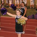 Guerin Catholic Varsity Football Cheerleading 2013