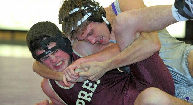 GC Wrestling Camp Purple, June 24-26, 1-2:30PM, $45