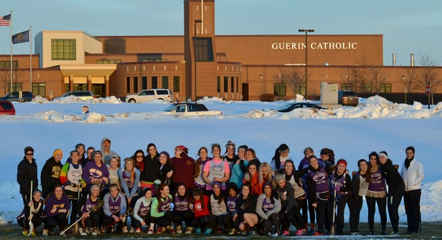 Girl's Lacrosse Opens for Practice!