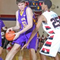 Boys Basketball vs. Herron – Sectional – 3-7-14