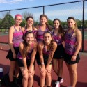 2014 GCHS Girls Tennis Sectional Team