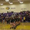 2015 Volleyball Senior Night