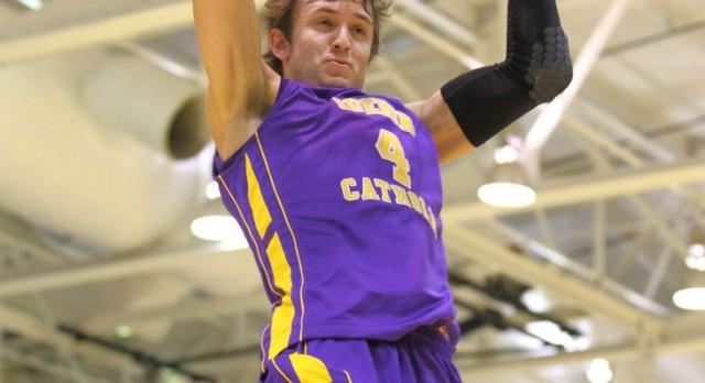 Holba named to Indiana All Star Team!!  Congratulations Matt!