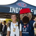 Boys Varsity Soccer – Pack the House Event – September 2014 – with Indy Eleven – Zeke