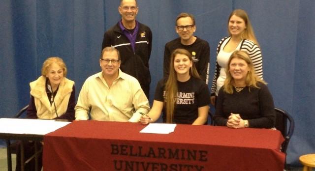 Ashley Jonathon commits to Bellarmine University