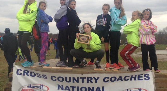 Northside Saints compete in Youth National Championship