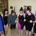 Girls Swimming Sectional 2-4-16
