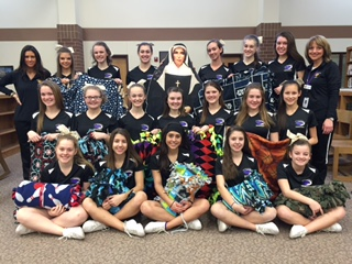 Cheer Service Project 2016