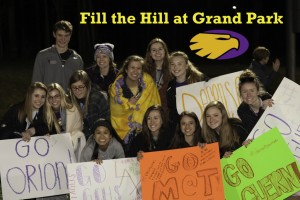 Fill the hill