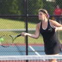 Girls Tennis Regional in Kokomo 5-24-16
