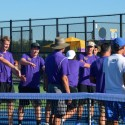 Guerin Catholic Boys Tennis Defeats HSE 4-1