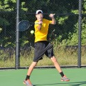 Guerin Catholic Boys Tennis Defeats Fishers 5-0