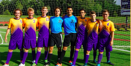 Boys Soccer Senior Celebration, Saturday, Oct. 1st
