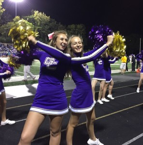 Eagle rumble - Sophia & Maddie