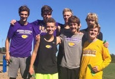 Boys Cross Country Updates