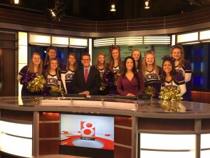 Group at Anchors Desk 3 - WISH TV 2016