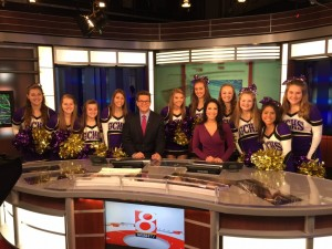Group at Anchors Desk 2 - WISH TV 2016