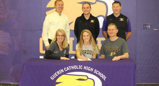 Megan Slamkowski to run at Purdue University