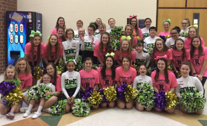 GCHS & SO Cheerleaders