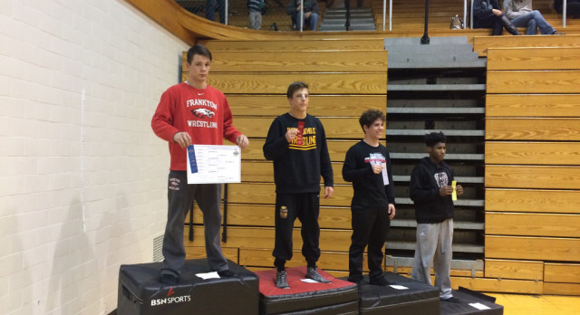 Wrestlers Lane and Lazzara Make School History, Punch Tickets to Semi-State