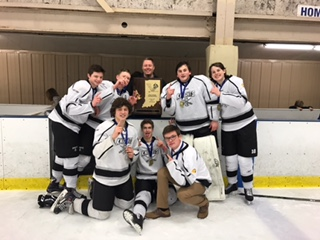 Central Indiana Knights Hockey Team Wins the AAA State Championship!!