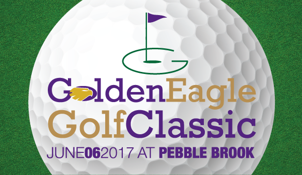 Reminder of Golden Eagle Golf Classic – June 6th @ Pebble Brook