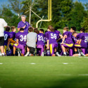 Purple and Gold Scrimmage 2017 – by Margaret Fallin