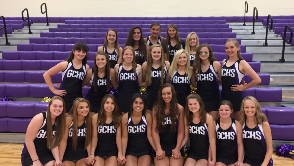 Cheerleaders Homecoming convo 2