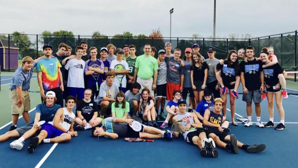 Tennis SOHC