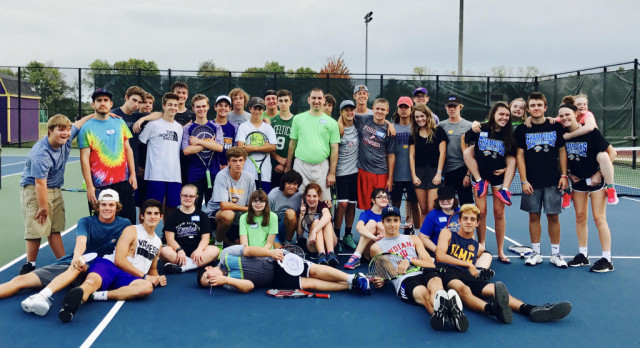 Special Olympics Tennis Clinic