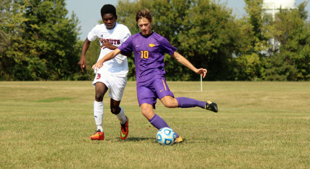 Guerin Catholic High School Boys Varsity Soccer beat Terre Haute North 2-0