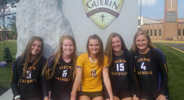 Meet the Golden Eagle Volleyball Seniors