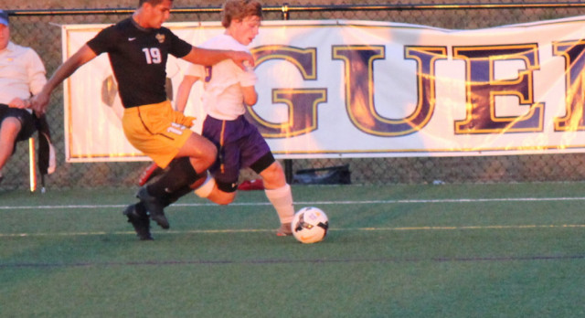Guerin Catholic High School Boys Varsity Soccer beat Avon High School 3-1