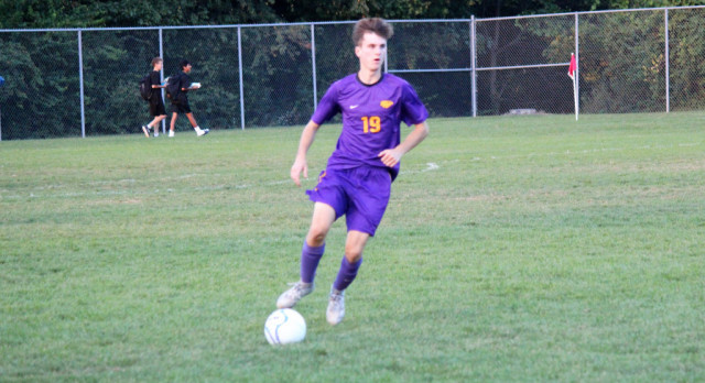 Guerin Catholic High School Boys Varsity Soccer beat McCutcheon High School 3-1