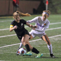 Girls Soccer State Finals vs. Penn 10-27-17                  More photos at www.PhotoIndiana.com