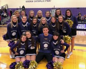 Cheer team Dec 17