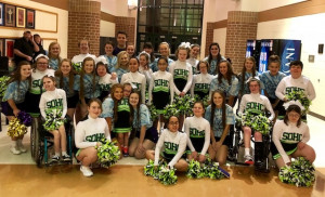 SO-GCHS Cheerleaders
