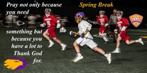Spring break-2018