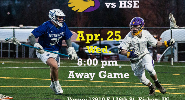 GC WINS vs out of state teams – On the road against HSE – Royals – Apr. 25th