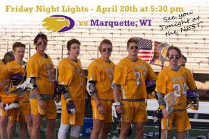 Marquette poster