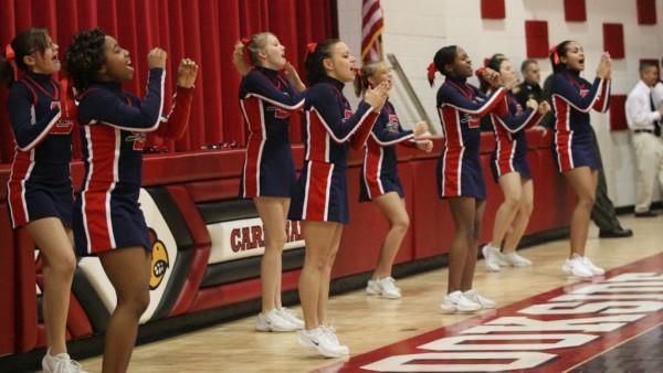 Southview Cheerleaders 2008