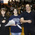 LHS – Winter Sports Senior Night – 2012