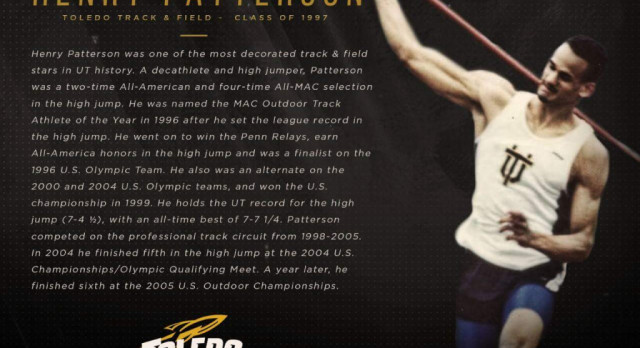 Congratulations Coach Patterson!