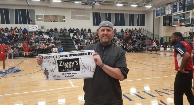 Thank you Ziggy's!
