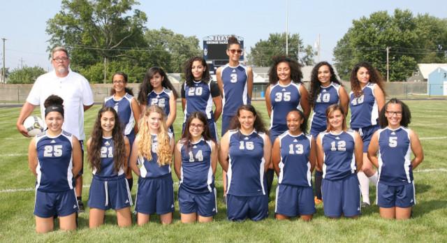 LHS Girls Soccer defeats Riverside HS