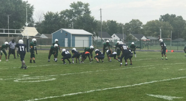 GJW 7th grade football defeats Heskett