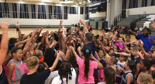LCS Youth Basketball Tryouts THIS Weekend